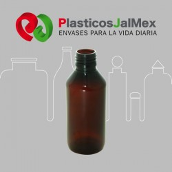 BOTELLA 120 ML. C. AMBAR R-24