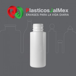 BOTELLA 60 ML. CIL. BLANCO R-24